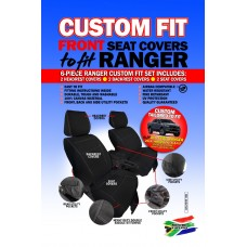 Skinz custom fit front seat covers Ford Ranger