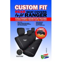 Skinz custom fit rear seat covers Ford Ranger