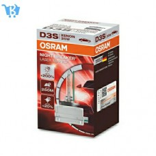 Osram D3S Night Breaker Laser 66340XNL