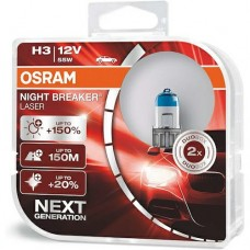 Osram H3 Night Breaker Laser