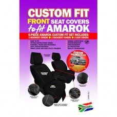 Skinz custom fit front seat covers VW Amarok
