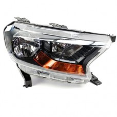 Headlight Ford Ranger T7 right side