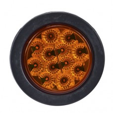 Hella universal led truck light amber