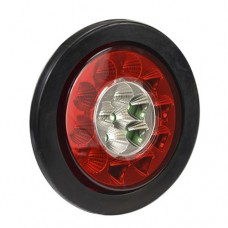 Hella universal led truck light combination