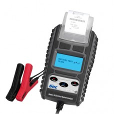 Car digital battery charging and starting system tester DHC-RT787